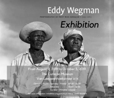 Eddy Wegman – Photographs of Post War Curaçao