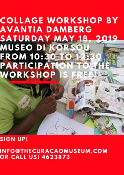 Collage workshop Avantia Damberg