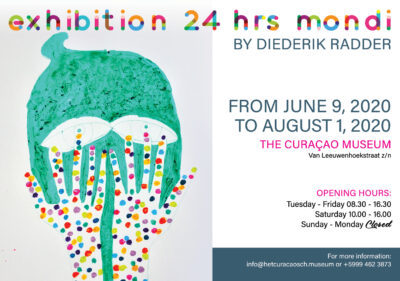 Exhibition 24 HRS MONDI | Meet & Greet the Artist | Painting Workshop by Diederik Radder