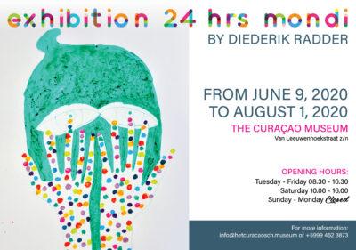 Exhibition 24 HRS MONDI | Meet & Greet the Artist | Painting Workshop by Diederik Radder
