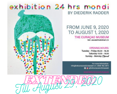 Extended | 24 HRS Mondi Exhibition