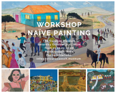 Workshop Naïve Painting