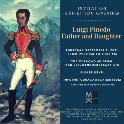 Luigi Pinedo, Father and Daughter